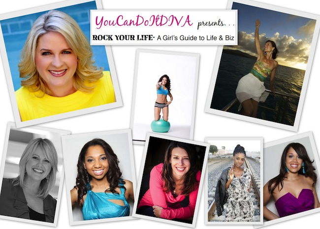 YouCanDoItDIVA ROCK YOUR LIFE Speaker Bio