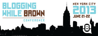 Blogging While Brown NYC Header
