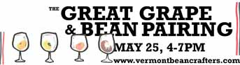 The Great Grape and Bean Pairing