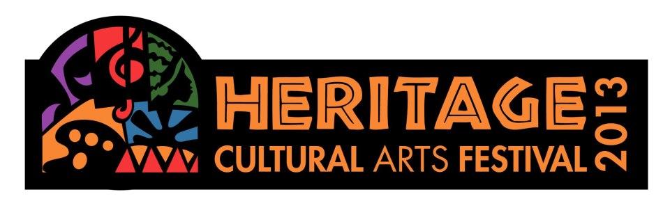 Heritage Cultural Arts Festival 2013 Banner