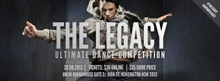 THE LEGACY 2013, ULTIMATE DANCE COMPETITION