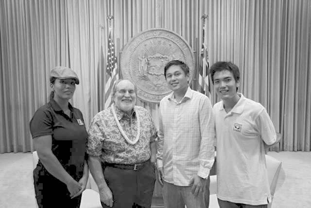 Hawaii Wisdom Project Interview with Gov. Abercrombie
