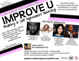 IMPROVE U!! Modeling & Self Improvement Workshop
