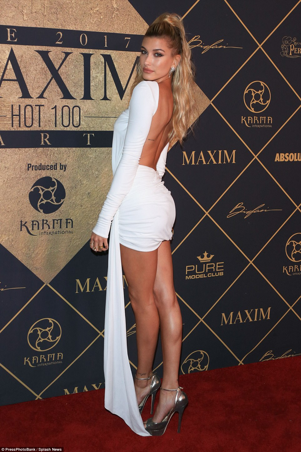 Hailey Baldwin hosts the 2017 Maxim Hot 100 Party Experience. Purchase Tickets and Tables to the Hollywood Palladium on July 21, 2018