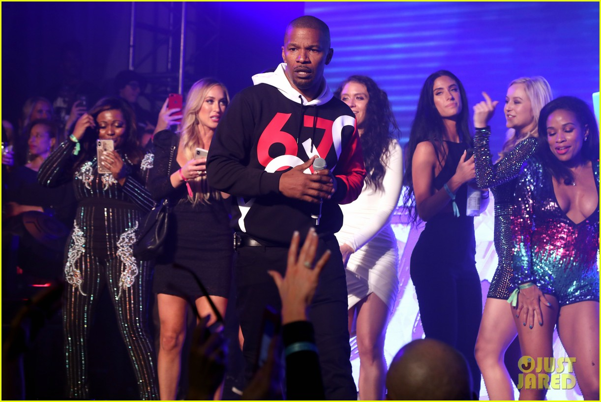 Jaime Foxx Performs at the 2019 Maxim Super Bowl Party. Amazing Talent will be seen at the 2020 Maxim Super Bowl Party in Miami. VIP Exclusives is your Official VIP Host for Maxim Havana Nights.