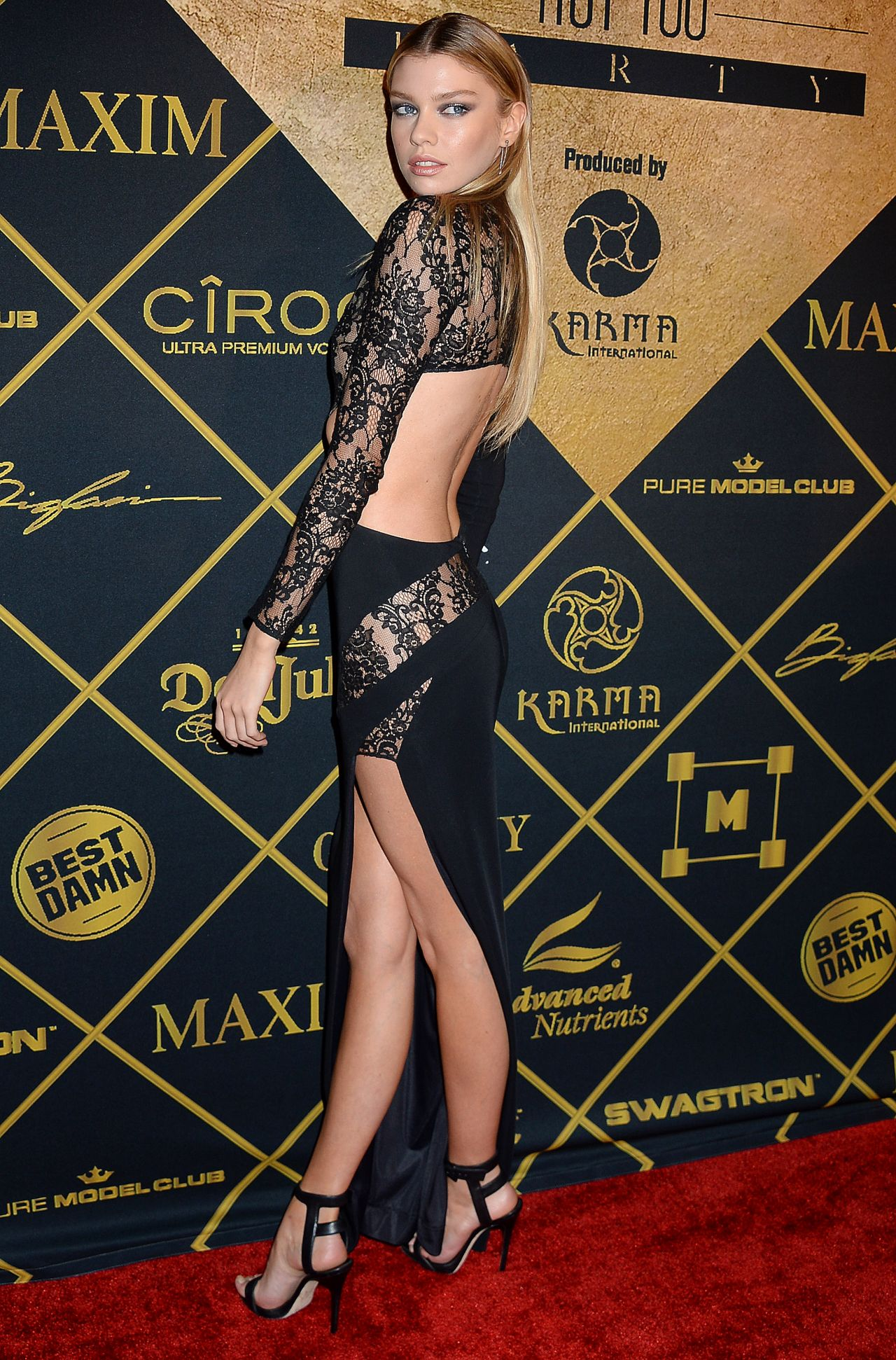 Stella Maxwell tops the 2016 Maxim Hot 100 List. Attend the 2018 Maxim Hot 100 Party hosted by Kate Upton