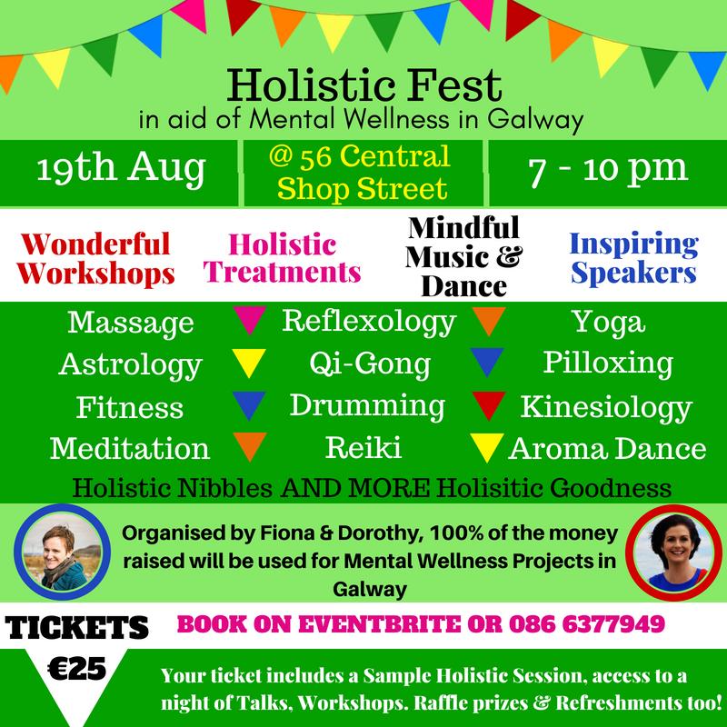 Holistic Fest 2018 Poster