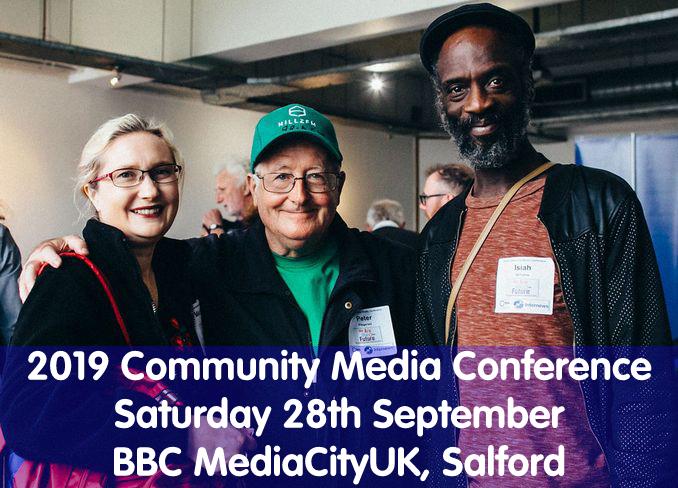 2019 Community Media Conference
