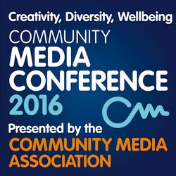 Community Media Conference 2016