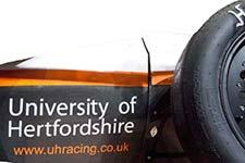 Student project showcase and launch of 2013 UH Formula Student...