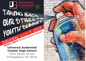 1st Annual 'Taking Back Our Streets' Youth Summit
