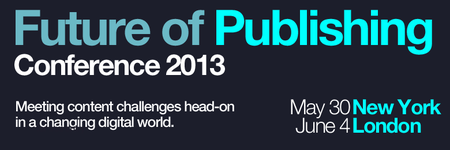 Future of Publishing: London 2013
