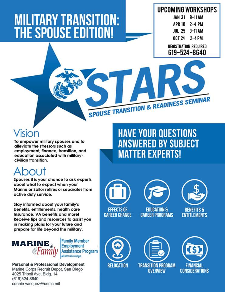 STARS Flyer