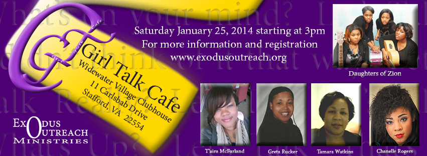 Girl Talk Cafe Banner Picture