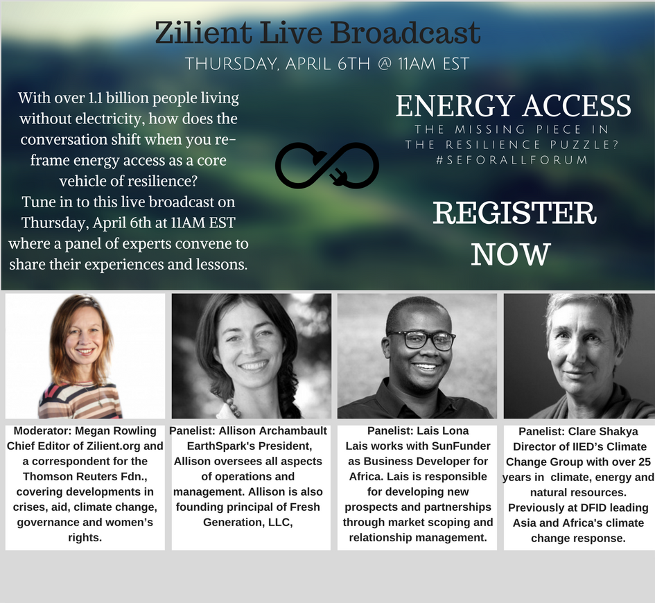 Webinar on Energy Access
