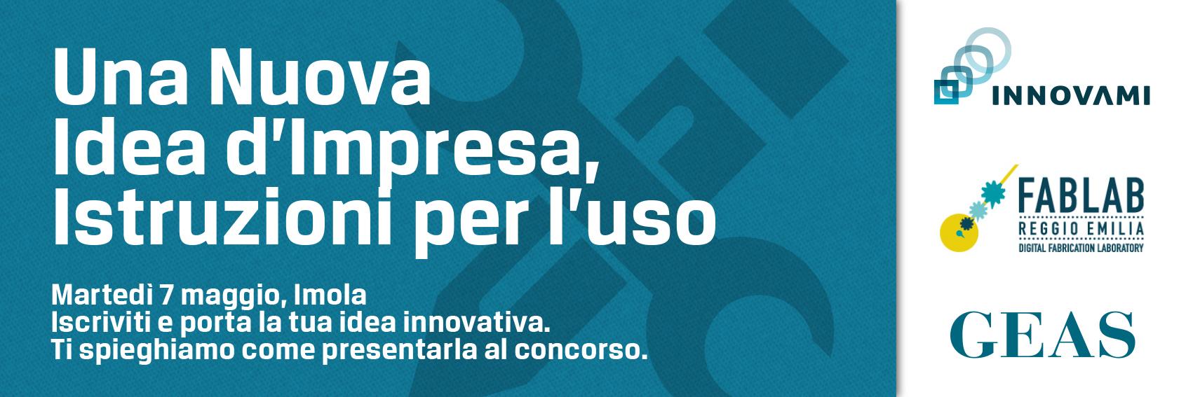 Una Nuova idea d'Impresa - Innovami Imola