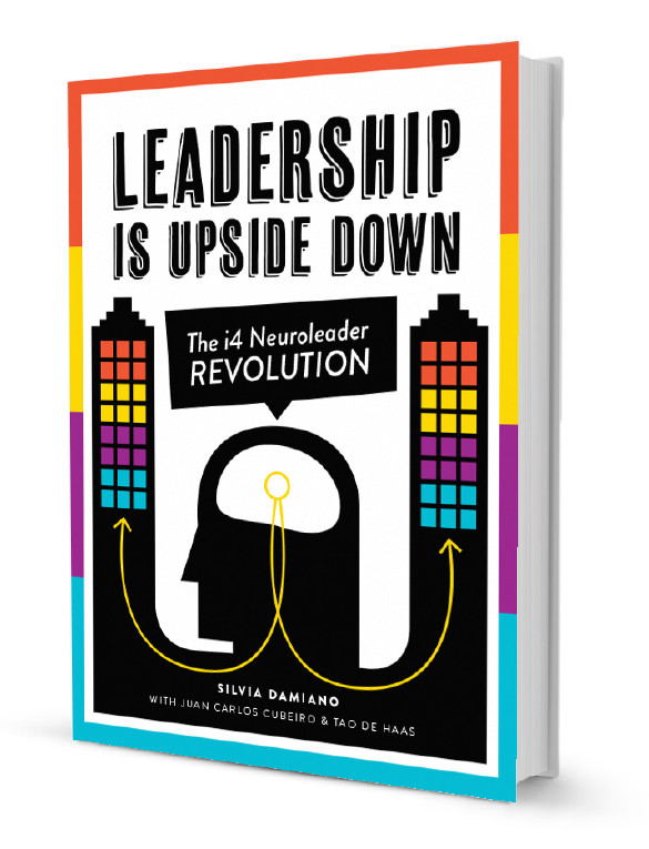 Leadership is Upside Down Book
