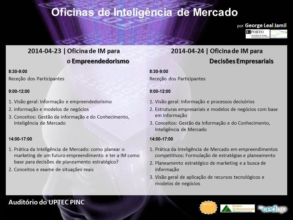 Oficinas de Inteligência de Mercado