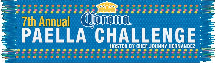 7th Annual Paella Challenge Logo