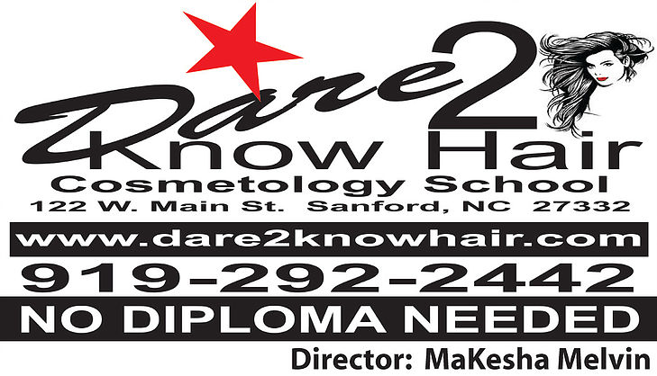 DARE 2 KNOW HAIR - SANFORD, NC