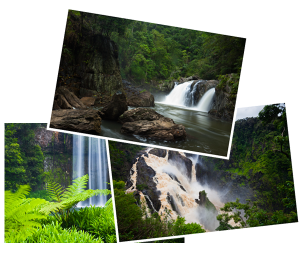 Image of North Queensland Waterfalls
