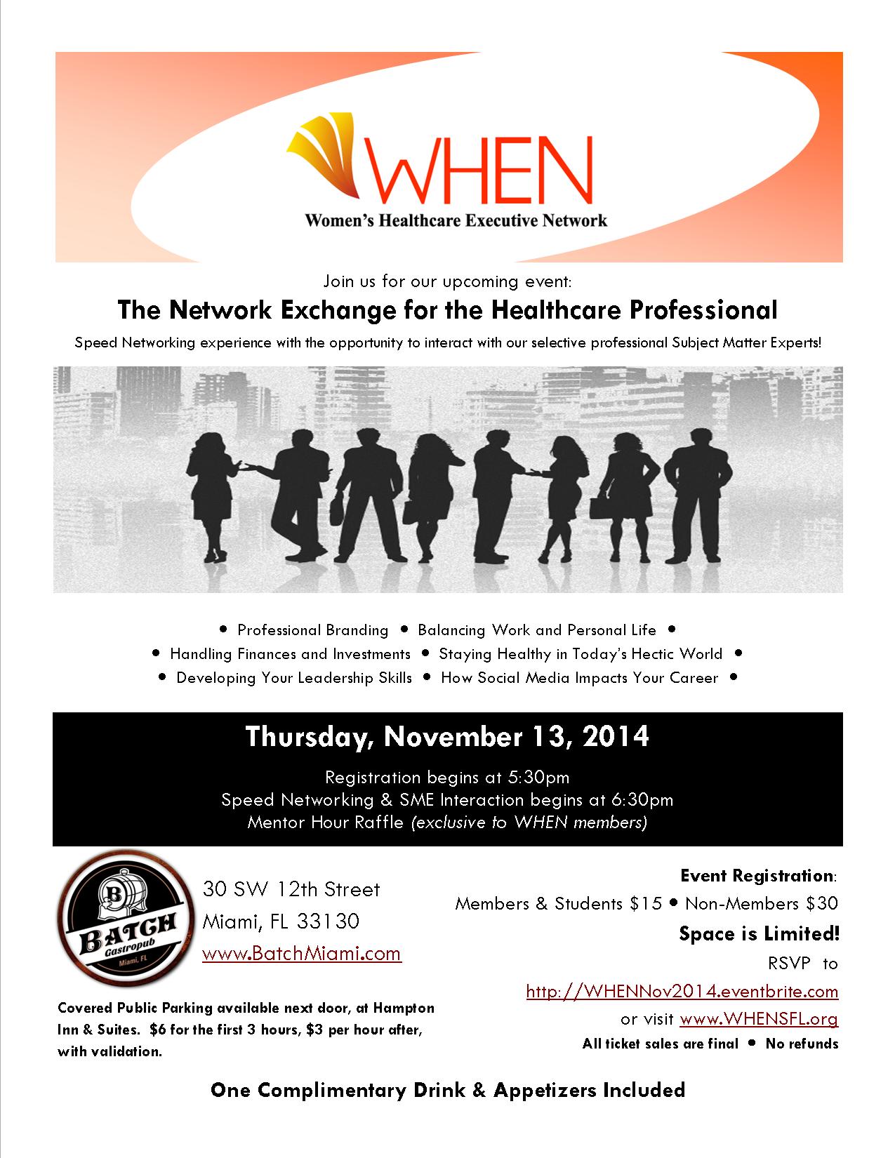 Event Flyer_November 11 2014