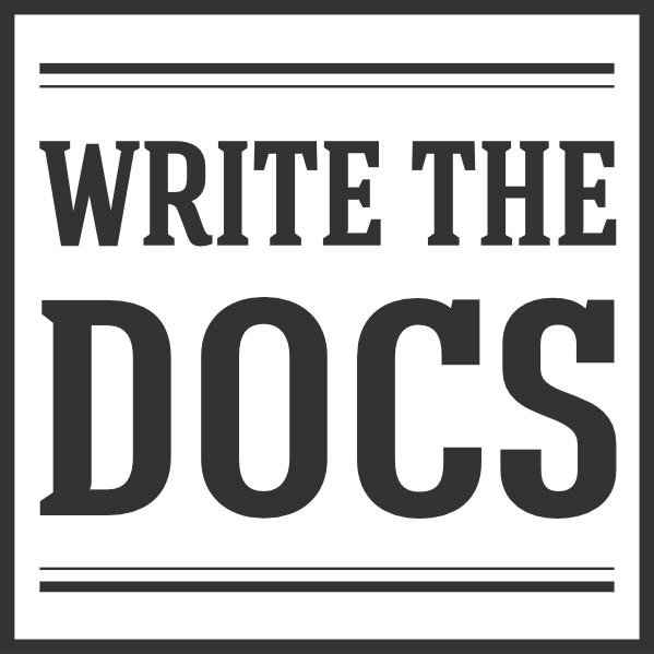 http://www.writethedocs.org/