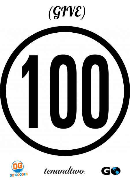 Groundwork Opportunities Give 100