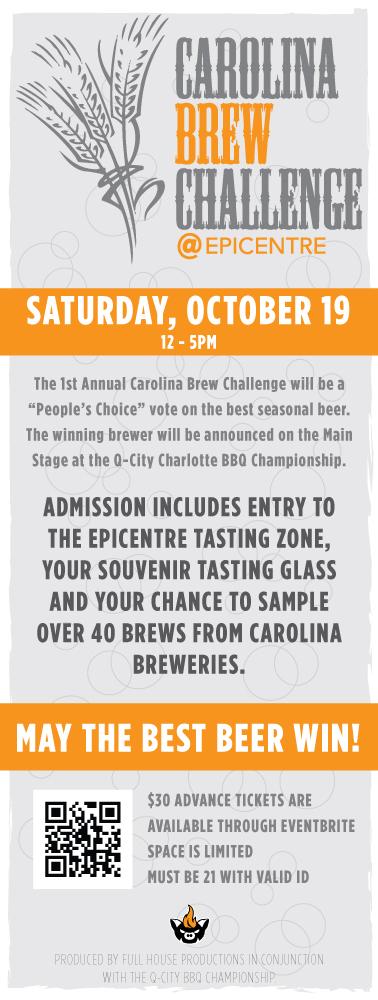 Brew Challenge Graphic