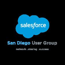San Diego User Group Logo - 2014