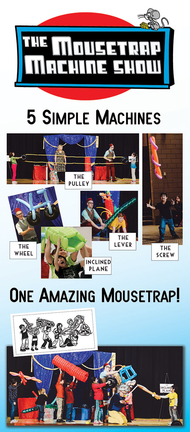 Mousetrap Machine