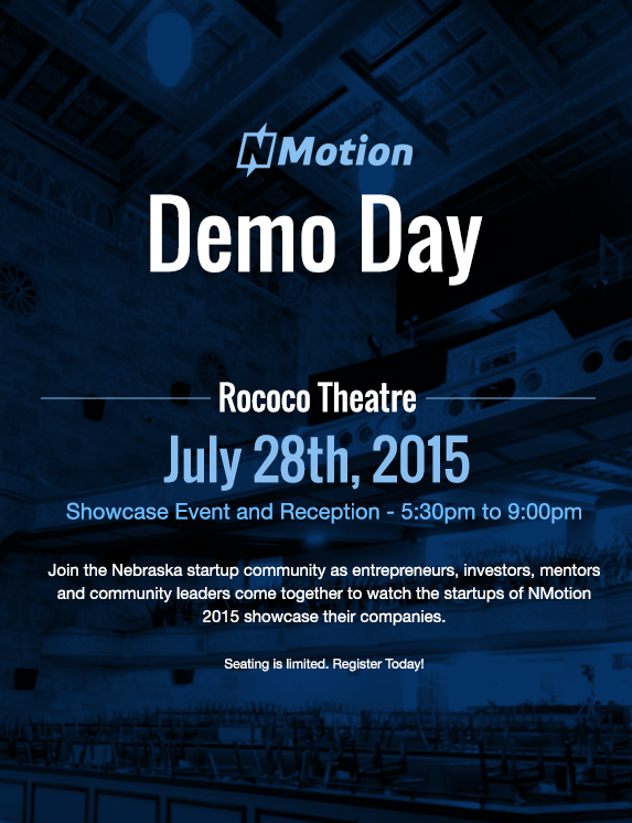 Demo Day - July 28