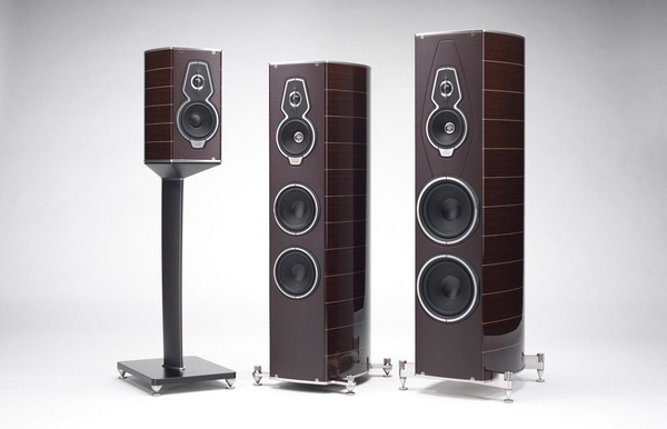 Sonus Faber homage Tradition Range
