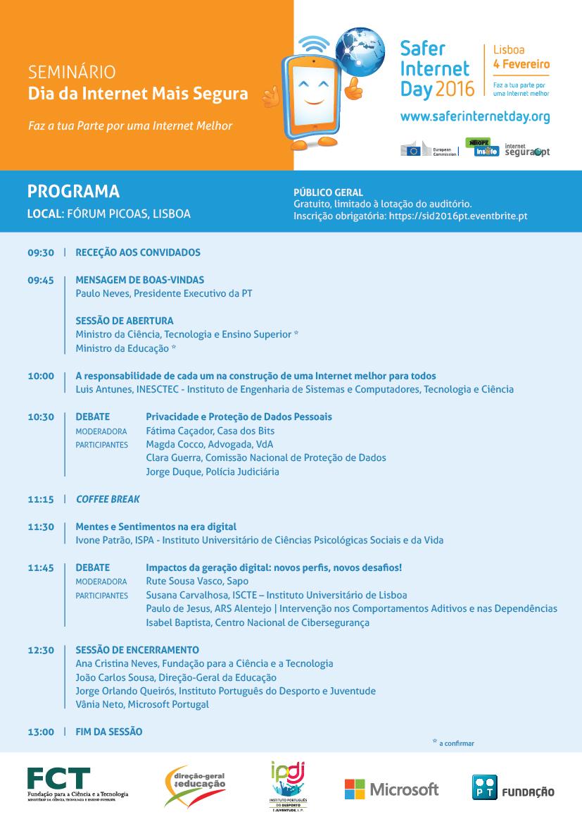 Programa SID2016