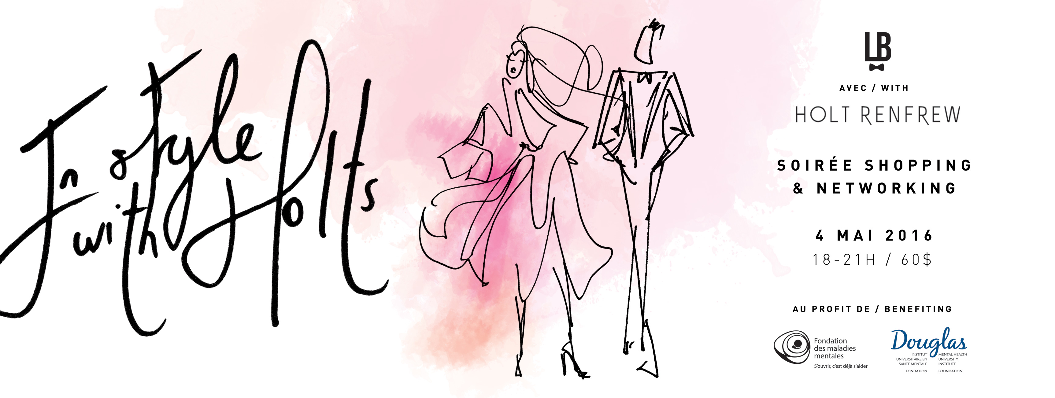 Lets Bond In Style with Holts Holt Renfrew