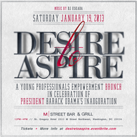 """Desire to Aspire"" Brunch Reception  In Celebration of..."