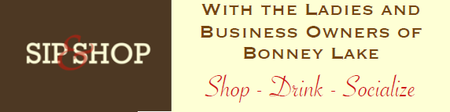 Sip and Shop in Bonney Lake