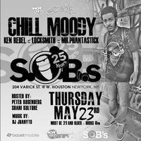 Hot 97's Who's Next Live @ SOBs f/ Chill MoodyMOBILE BLOCK PARTY...