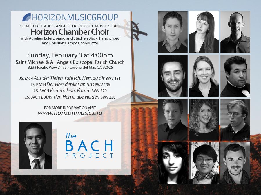 Horizon Chamber Choir at St. Michaels