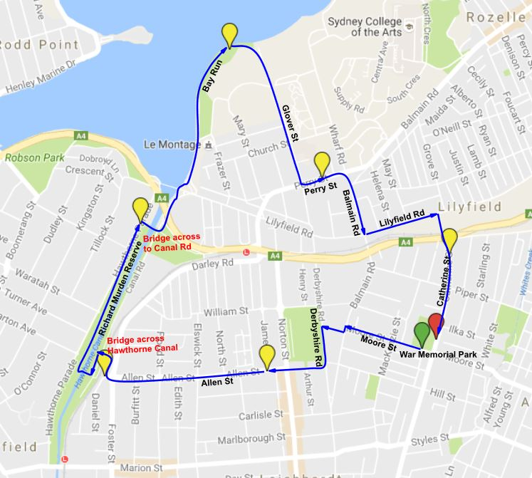 Big Bike Day guided ride