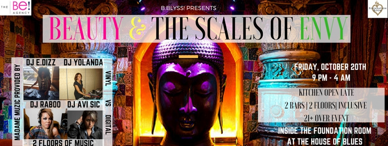 Beauty & The Scales of Envy
