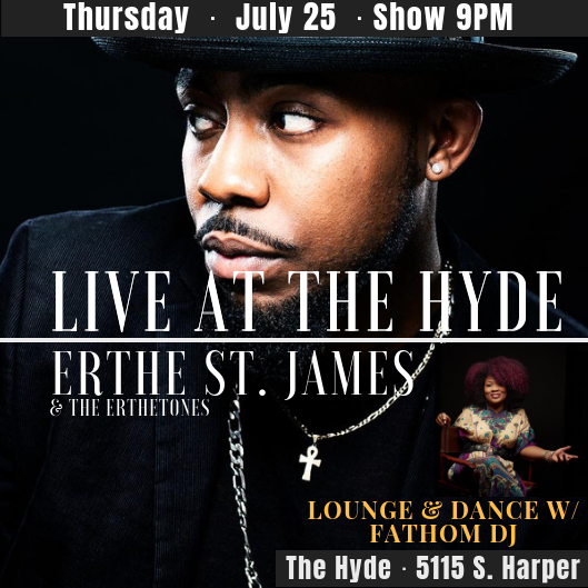 Erthe St. James at TheHyde