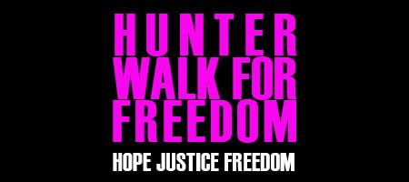Hunter Walk for Freedom