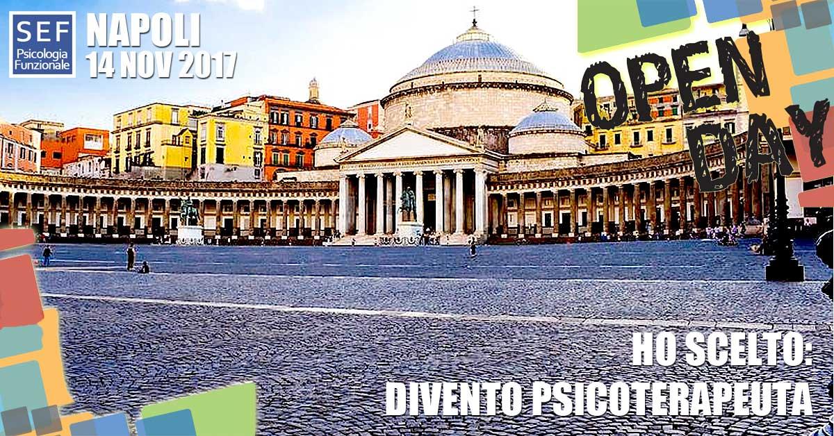 Open Day Napoli Diventare Psicoterapeuta