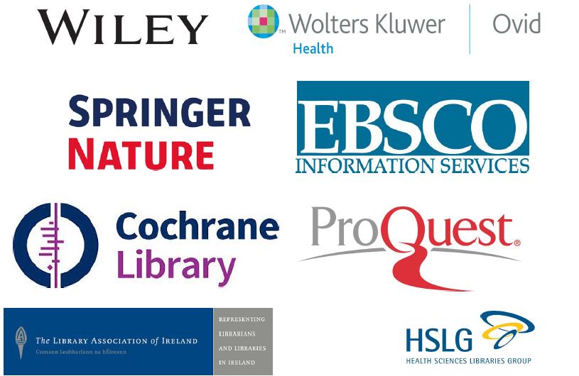 HSLG 2019 Sponsors