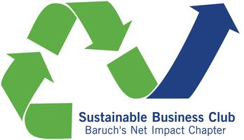 The Sustainable Business Club, Baruch's Net Impact Chapter