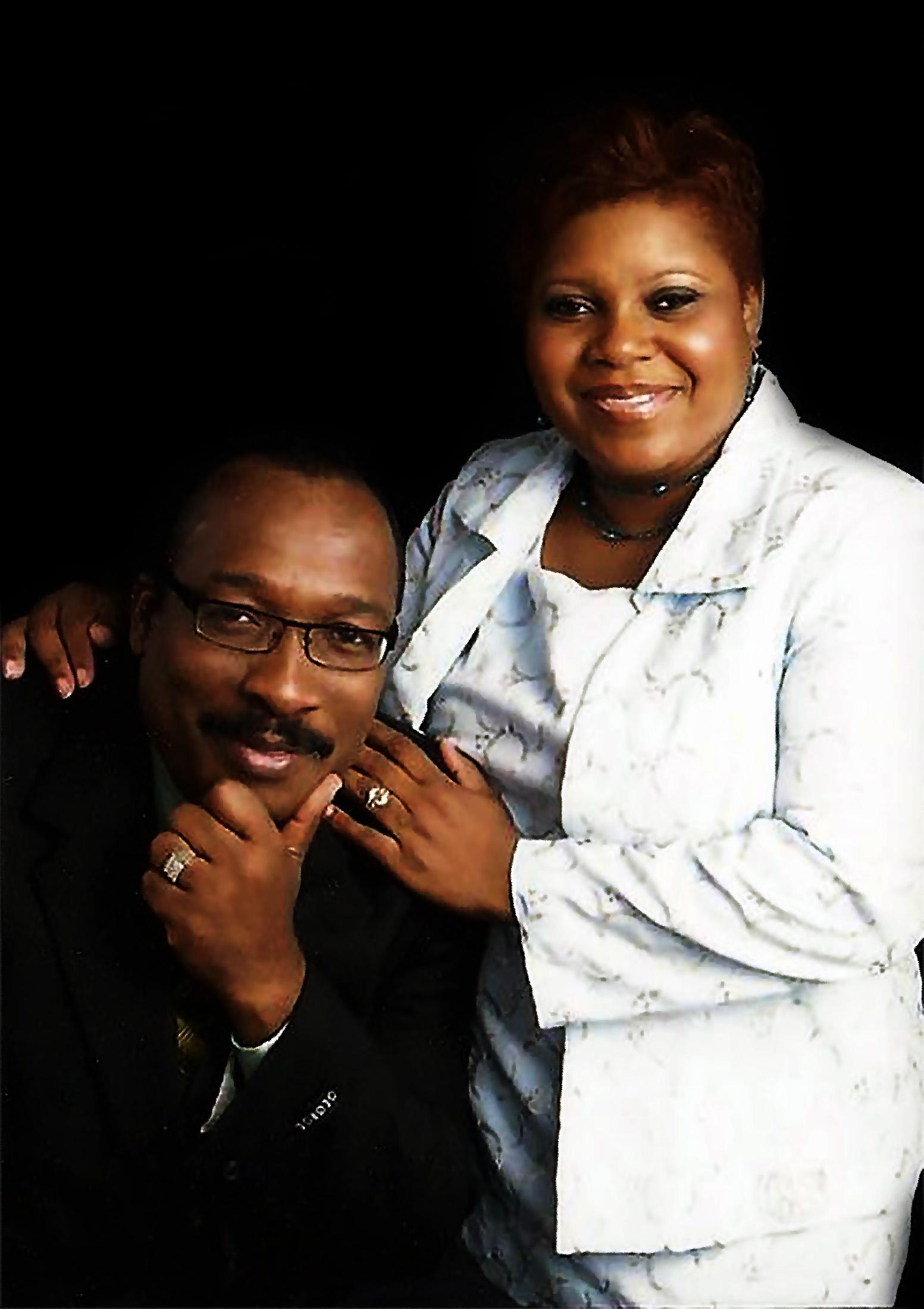 Apostle Dr Steve & Pastor Dr Michelle Lyston