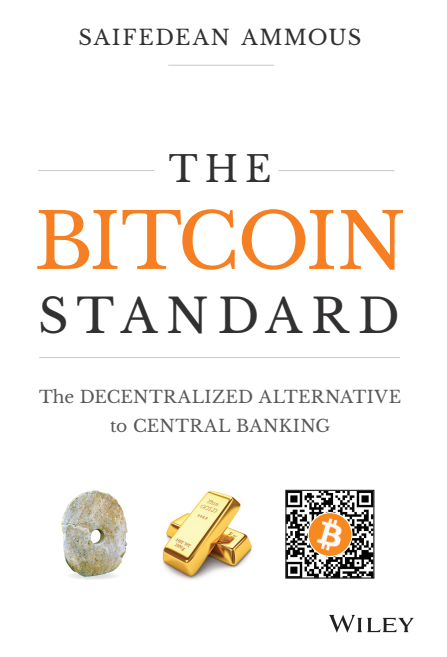 The Bitcoin Standard cover