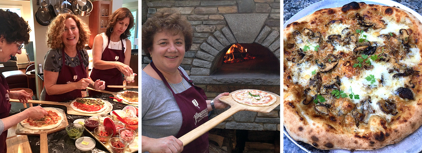 Hands-On Signature Pizza Class