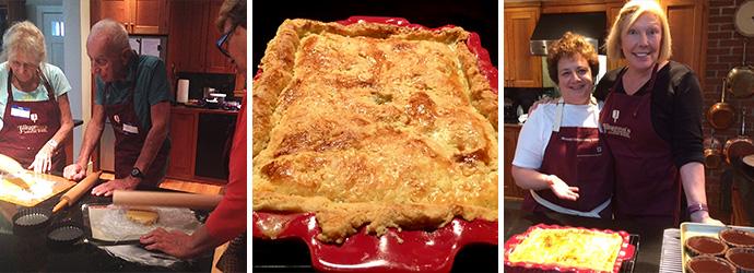 Thanksgiving Pies Class